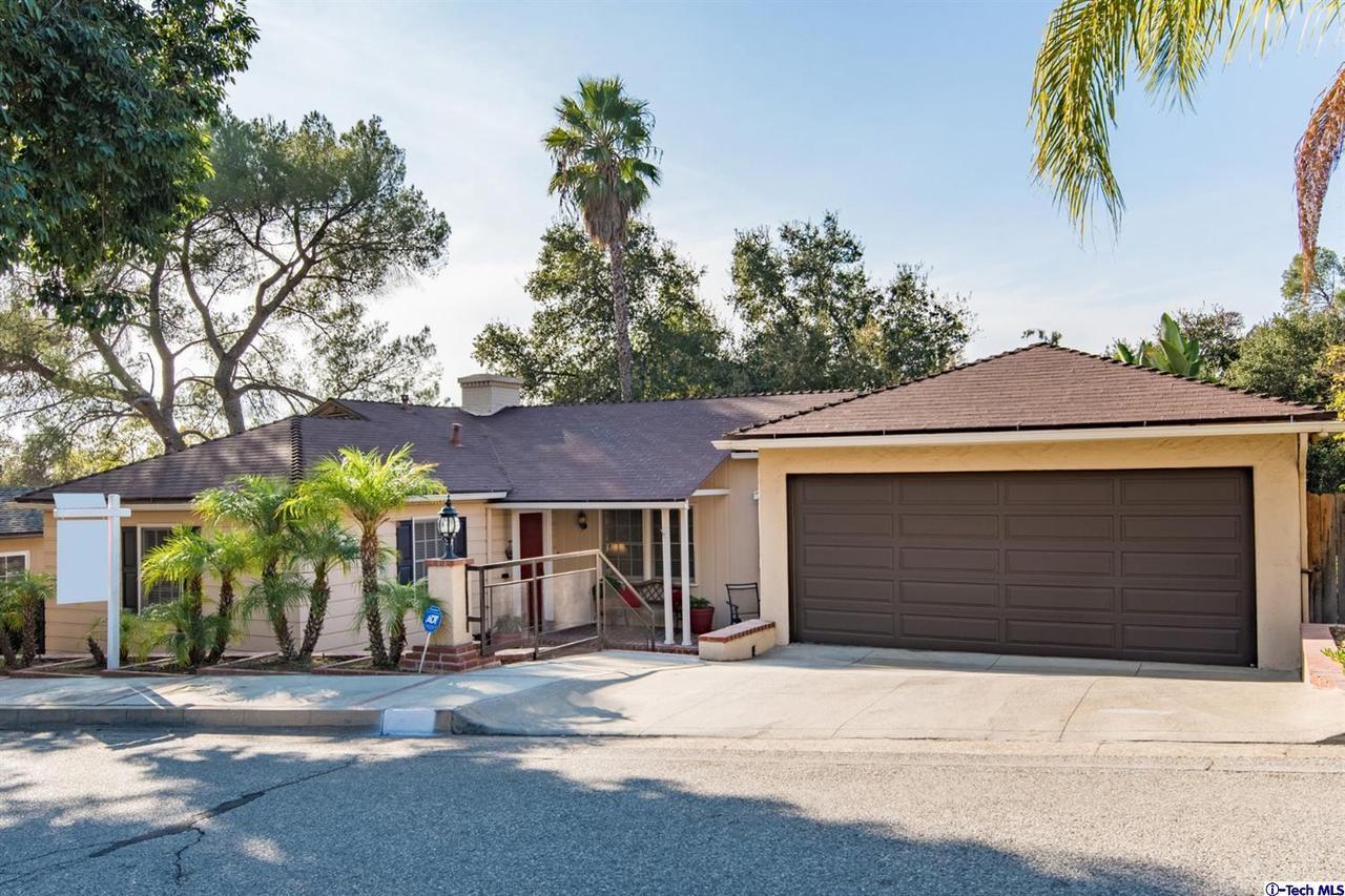 1853 LAS FLORES, Glendale, CA 91207