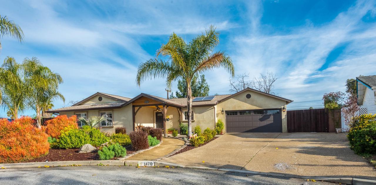 1470 VAQUERO, Simi Valley, CA 93065 - 1470VaqueroDr 1