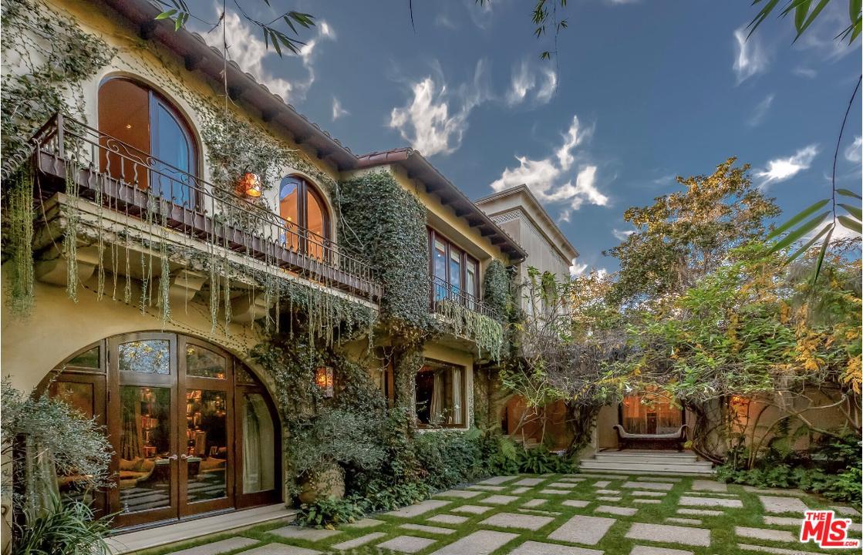 715 ALPINE, Beverly Hills, CA 90210