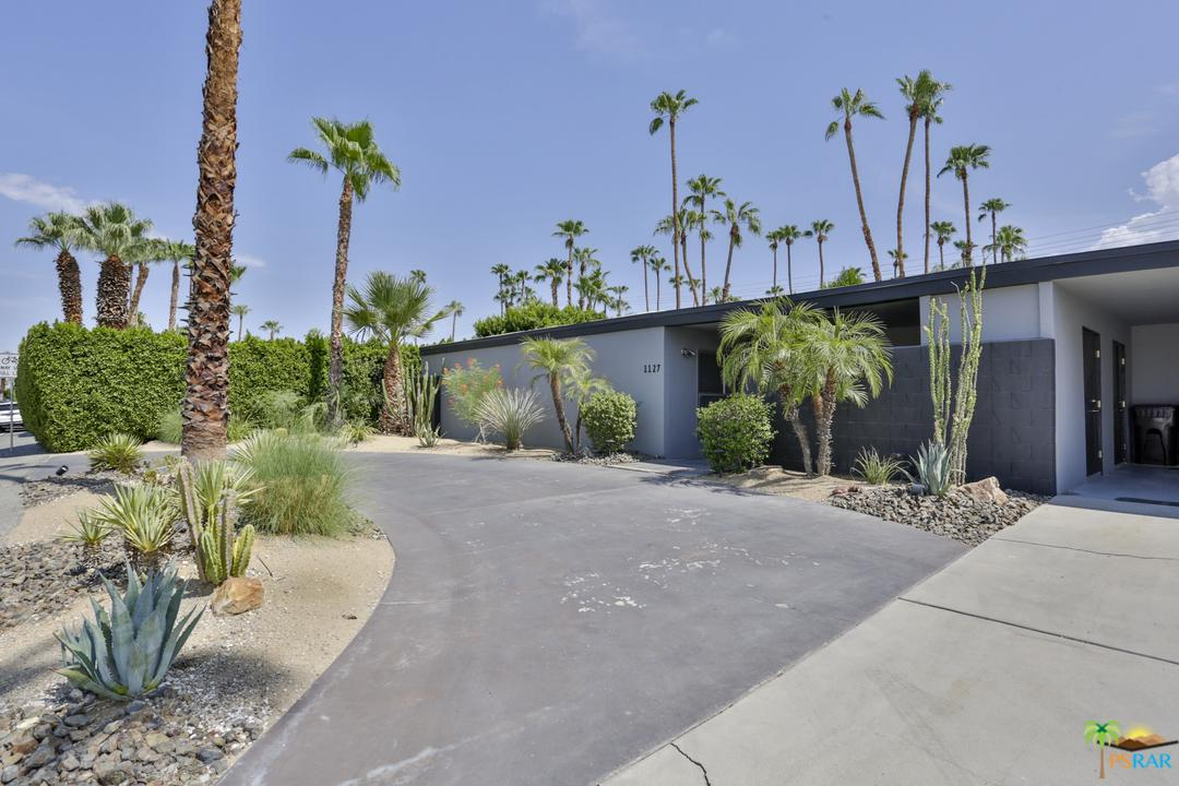 1127 MESQUITE, Palm Springs, CA 92264