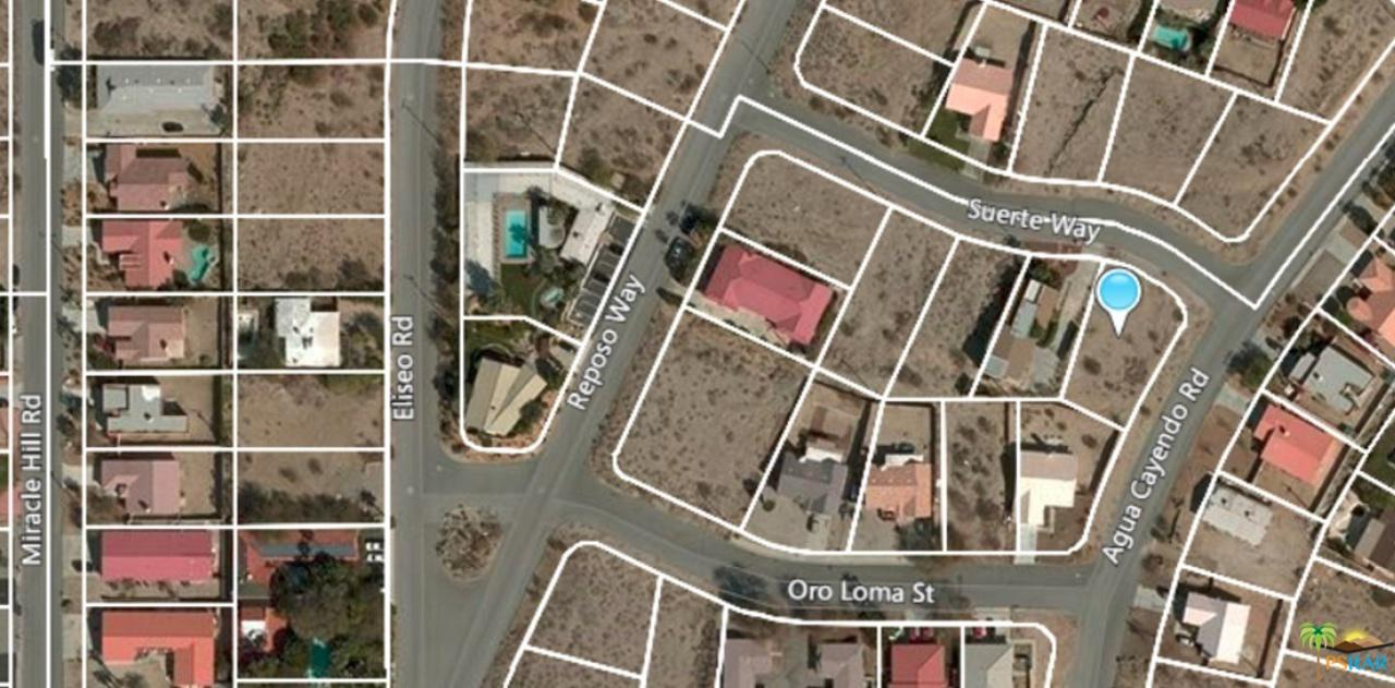 0 AGUA CAYENDO, Desert Hot Springs, CA 92240