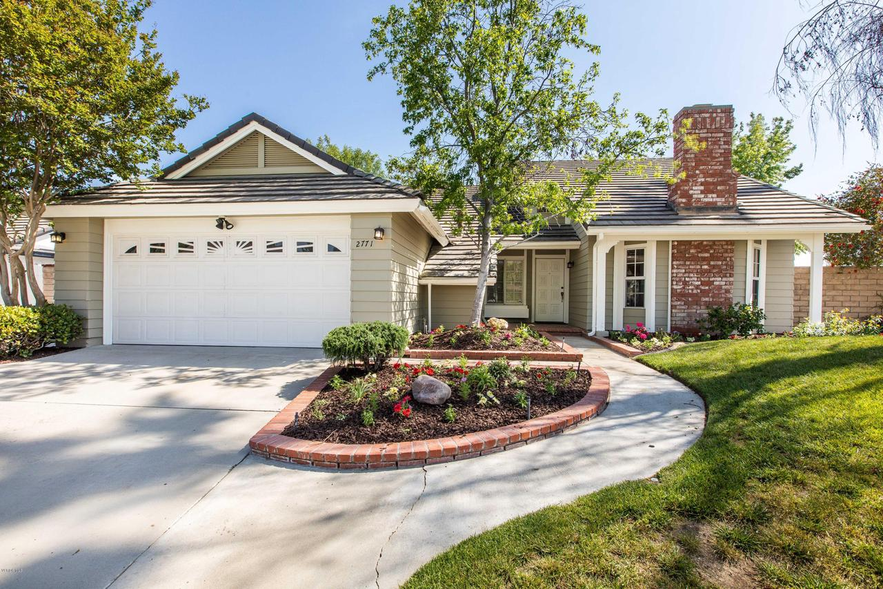 2771 BITTERNUT, Simi Valley, CA 93065 - Front View