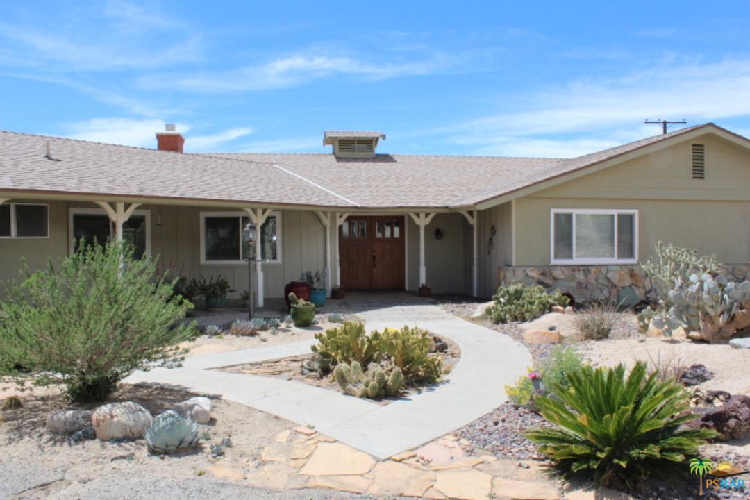 56991 CRESTVIEW, Yucca Valley, CA 92284