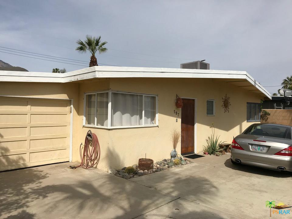 587 CALLE MARCUS, Palm Springs, CA 92262