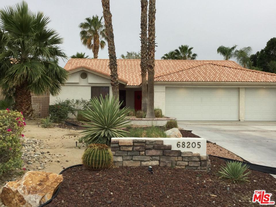 68205 TACHEVAH, Cathedral City, CA 92234