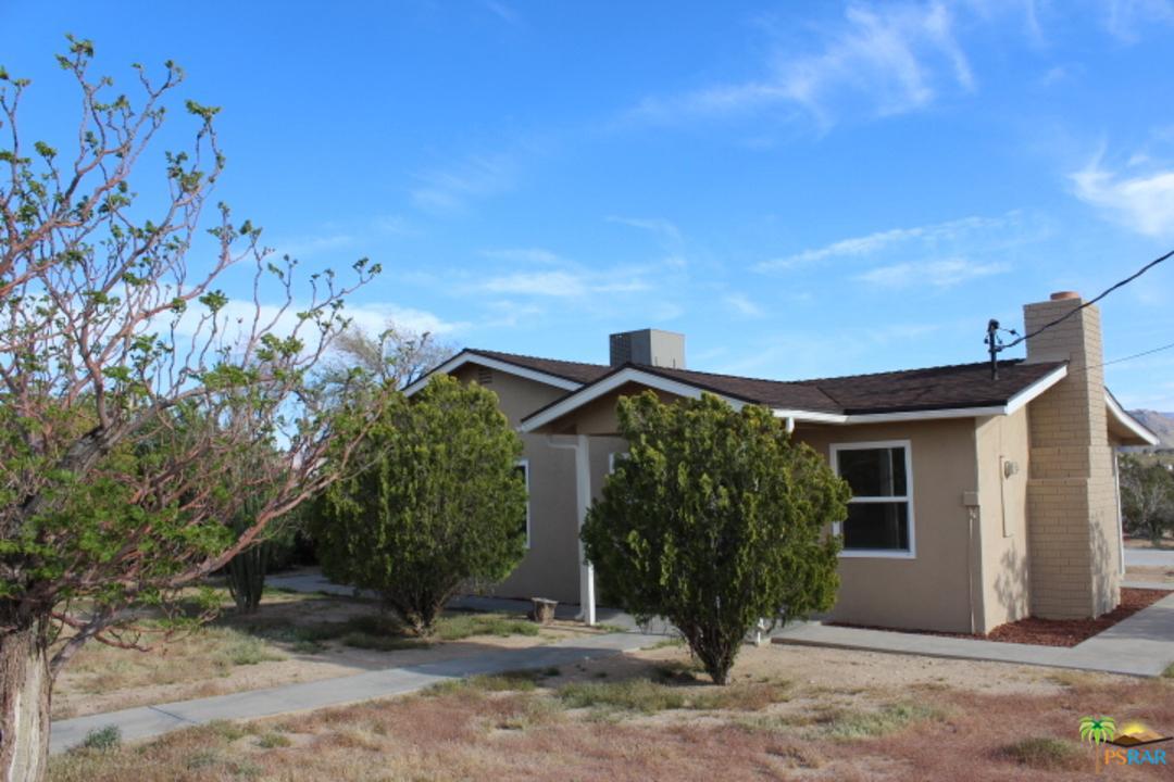 62323 CALLE LOS AMIGOS, Joshua Tree, CA 92252