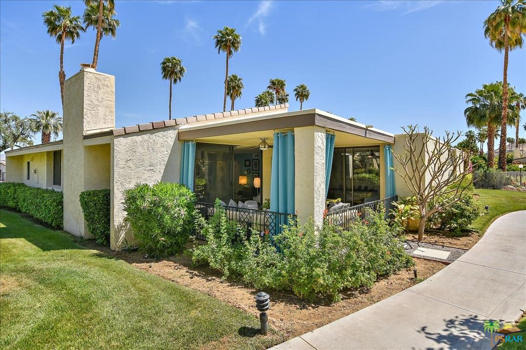 391 LA VERNE, Palm Springs, CA 92264