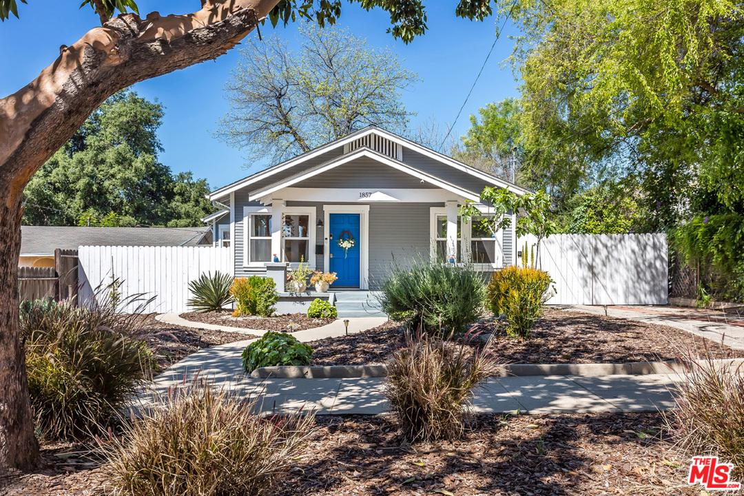 1857 BELMONT, Pasadena, CA 91103
