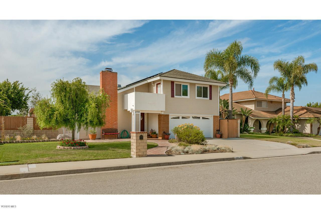 2750 VIA CORZA, Camarillo, CA 93010 - 2750 Via Corza-MLS_Size-001-2-Street Vie