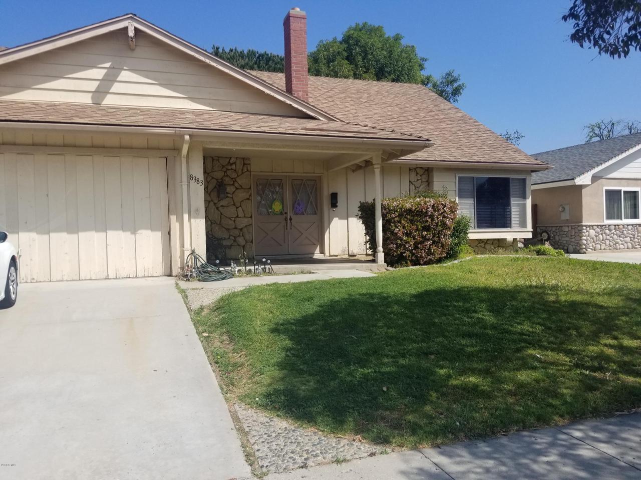 8383 EUREKA, Ventura, CA 93004 - 8383 Eureka
