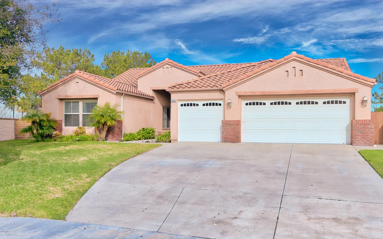 1635 CALLE ROCHELLE, Thousand Oaks, CA 91360 - Front Exterior