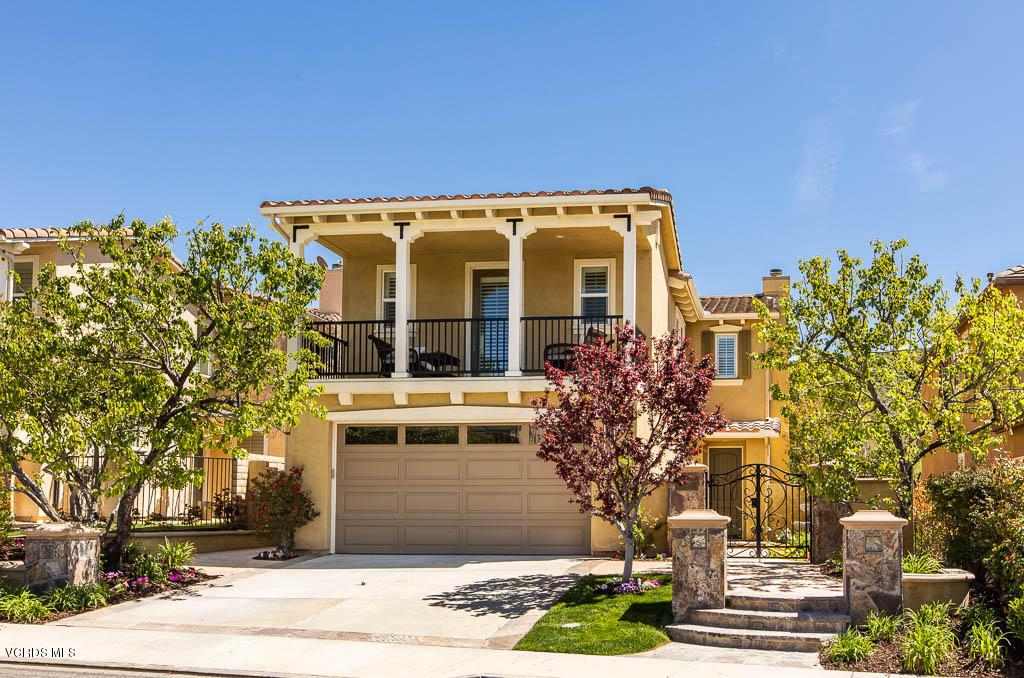 3630 YOUNG WOLF, Simi Valley, CA 93065 - Front View