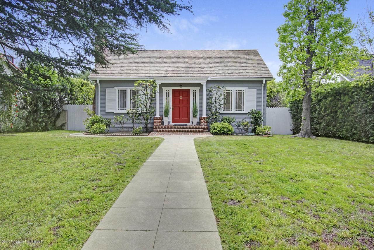 1554 CASA GRANDE, Pasadena, CA 91104 - 1554 Casa Grande St Pasadena MLS-3