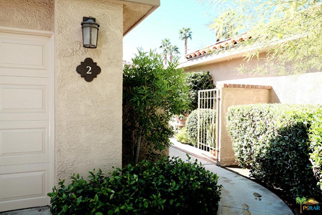 2 LA RONDA, Rancho Mirage, CA 92270