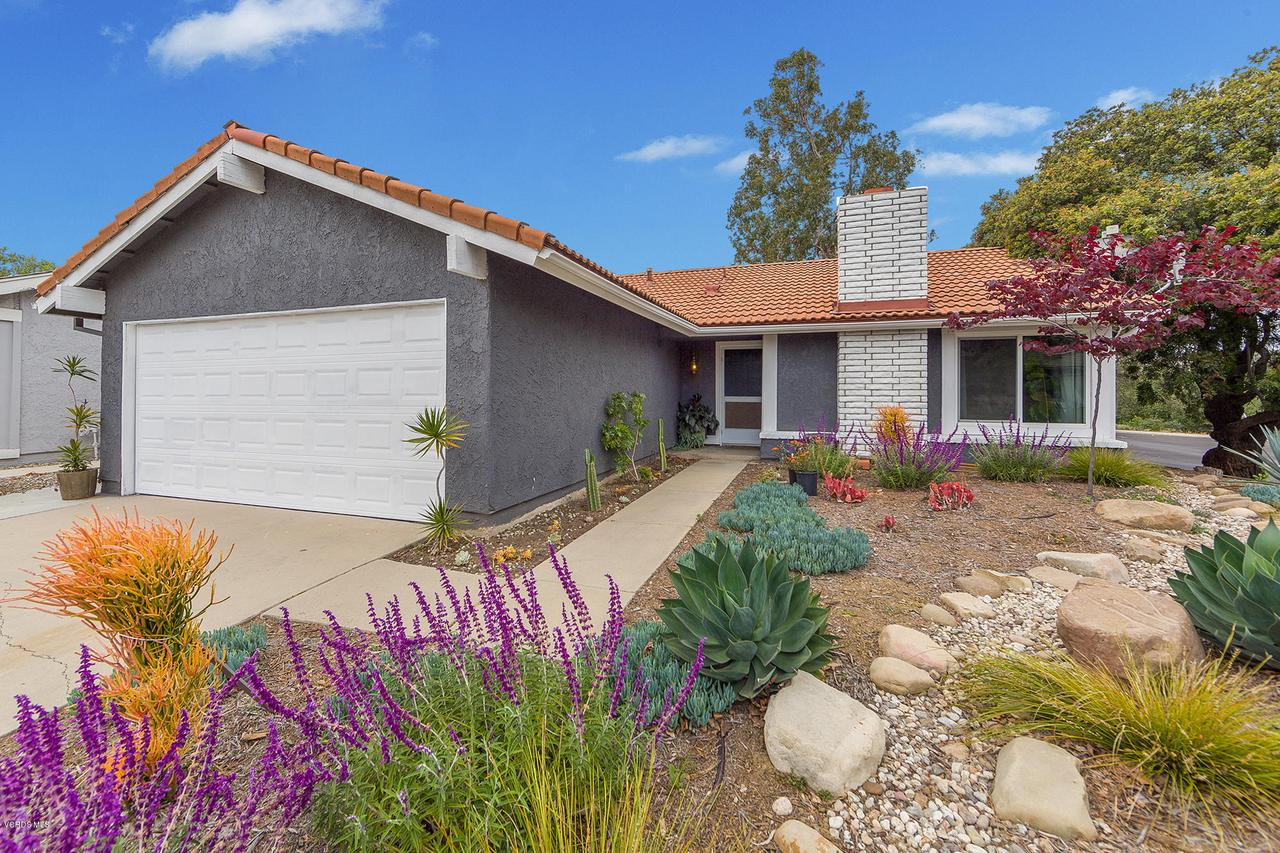 5395 HOLLY RIDGE, Camarillo, CA 93012 - Front