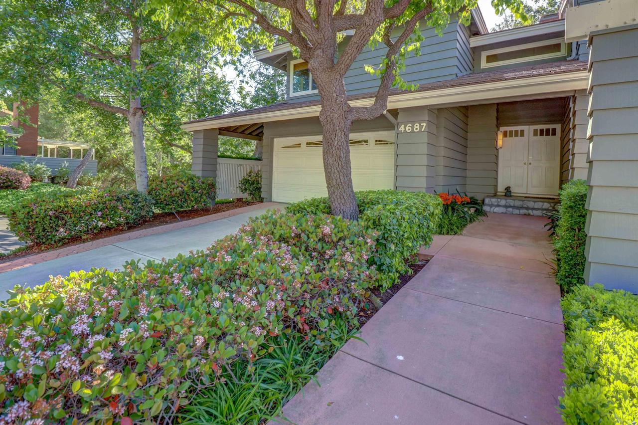 4687 CLUB VIEW, Westlake Village, CA 91362 - Front