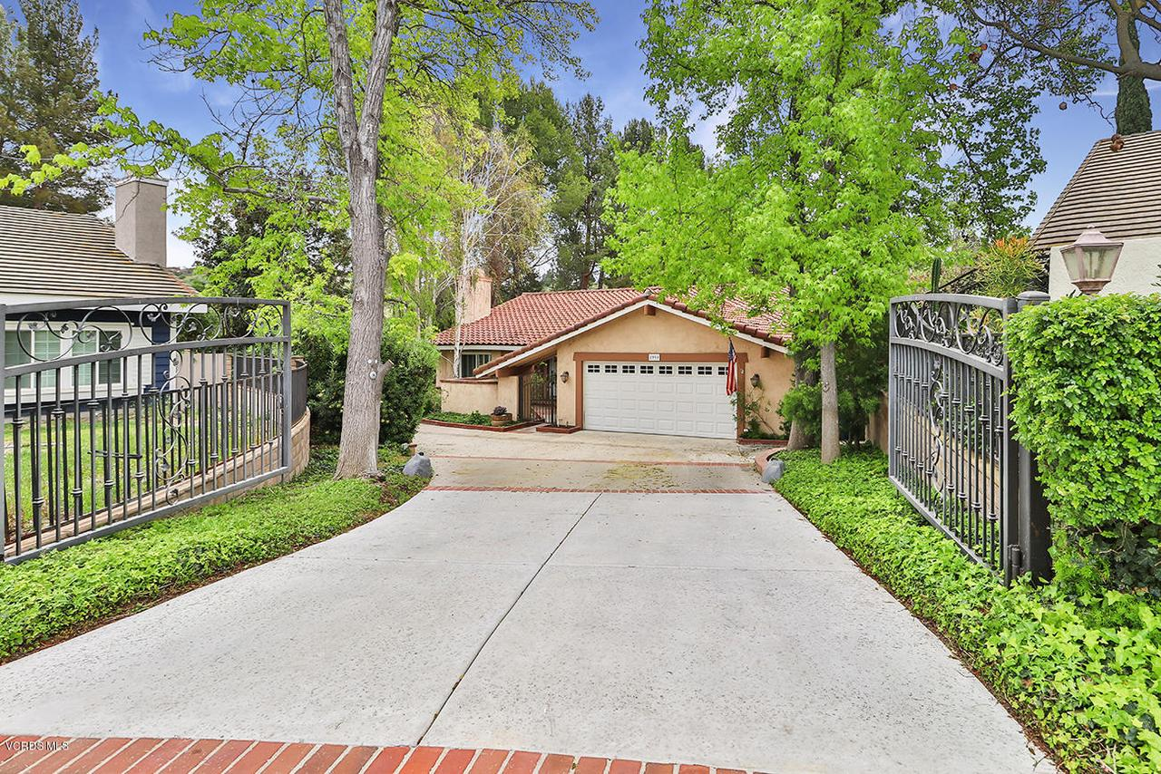 1990 MORNING VIEW, Thousand Oaks, CA 91362 - aFront1