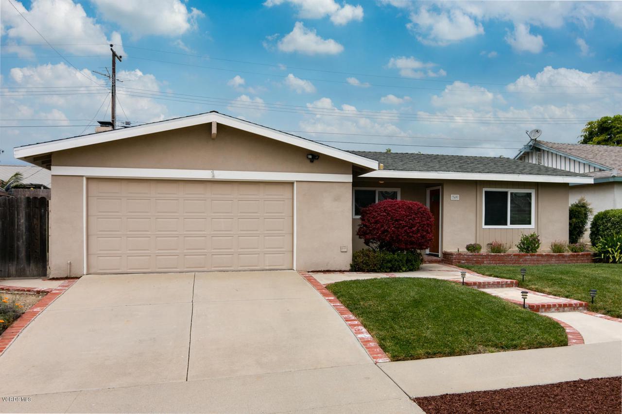 349 BAKER, Ventura, CA 93004 - 349 Baker Ave-001--Front Exterior