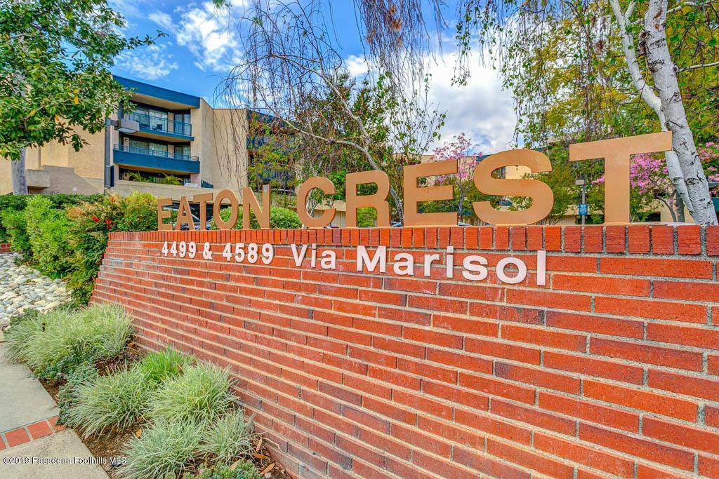 4499 VIA MARISOL, Los Angeles (City), CA 90042 - 4499 Via Marisol #317-MLS-001