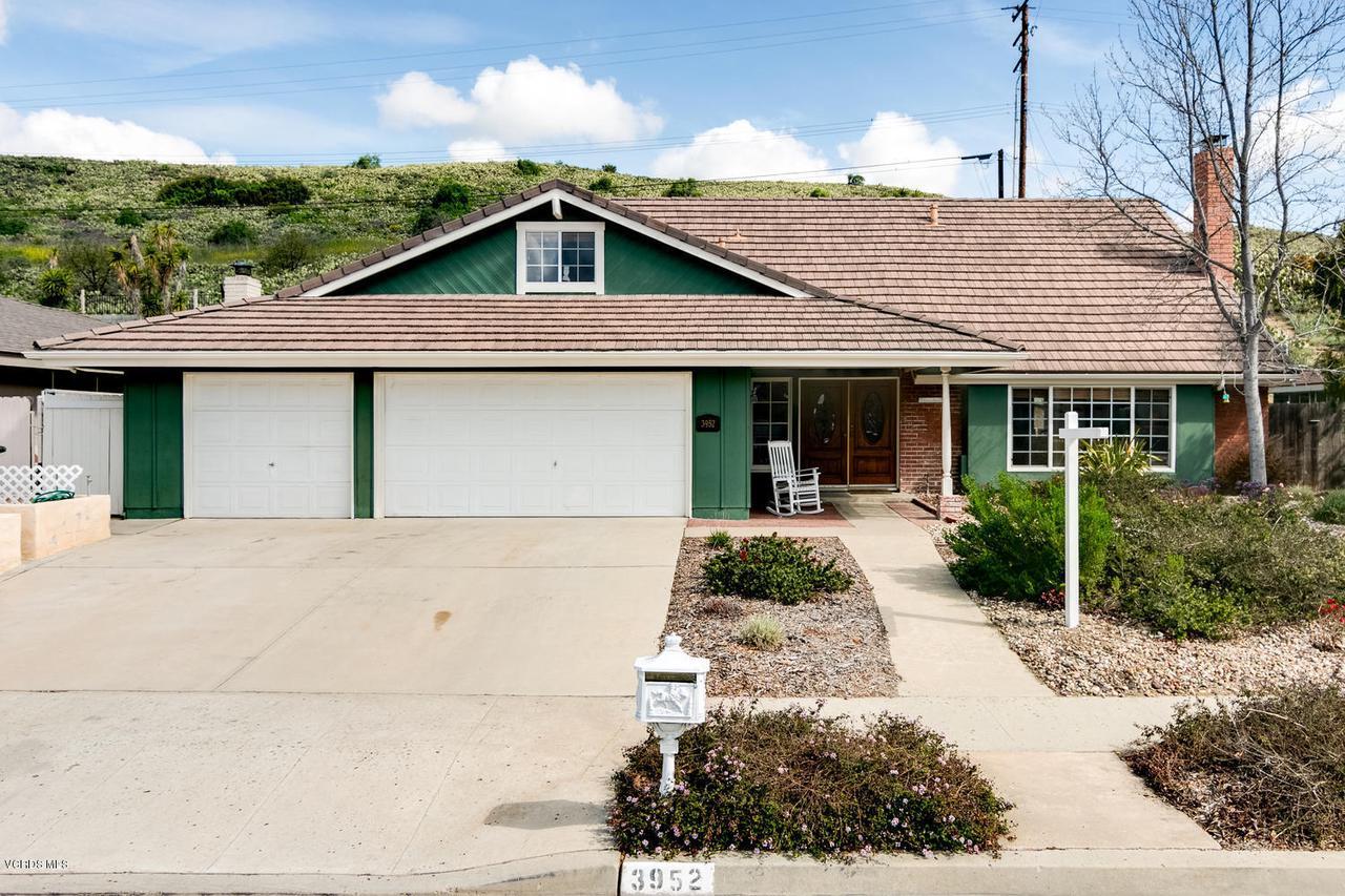 3952 VERDE VISTA, Thousand Oaks, CA 91360 - 3952 Verde Vista Dr-001-31-Front Exterio
