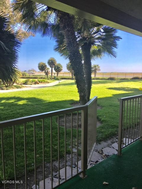 761 REEF, Port Hueneme, CA 93041 - Patio view