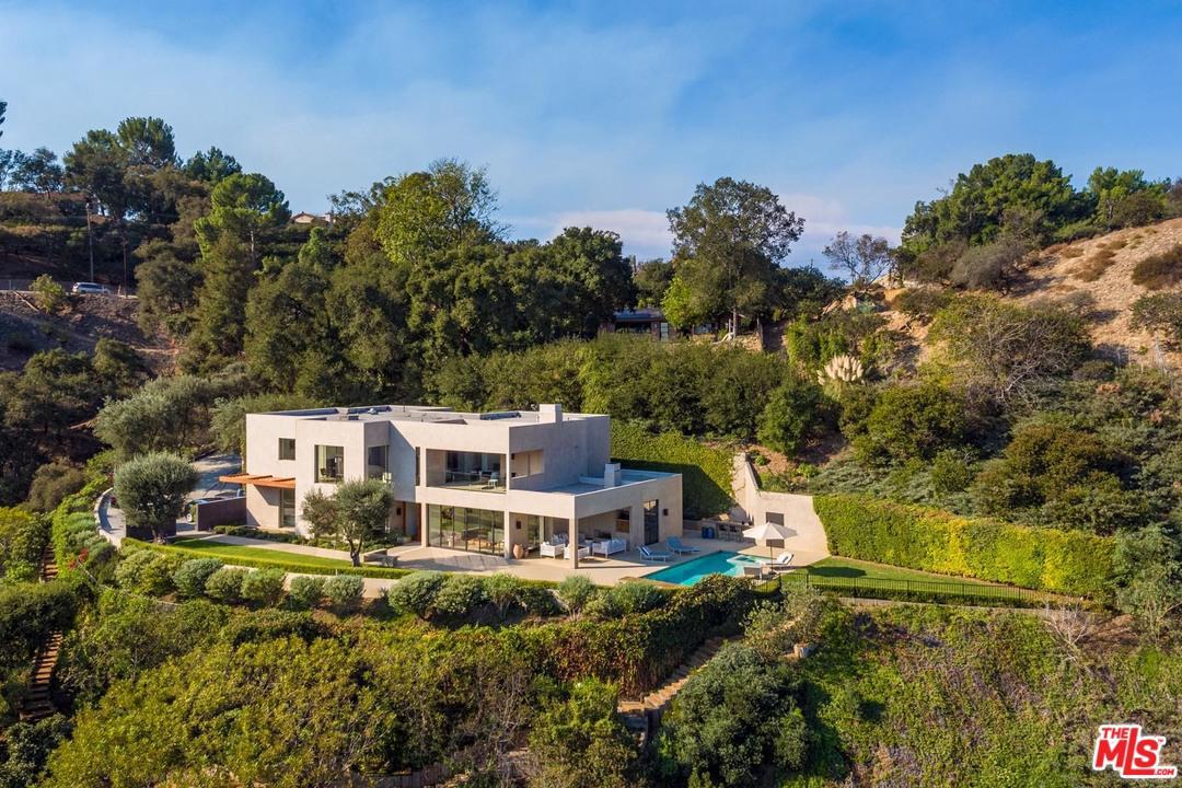 13449 MULHOLLAND, Beverly Hills, CA 90210