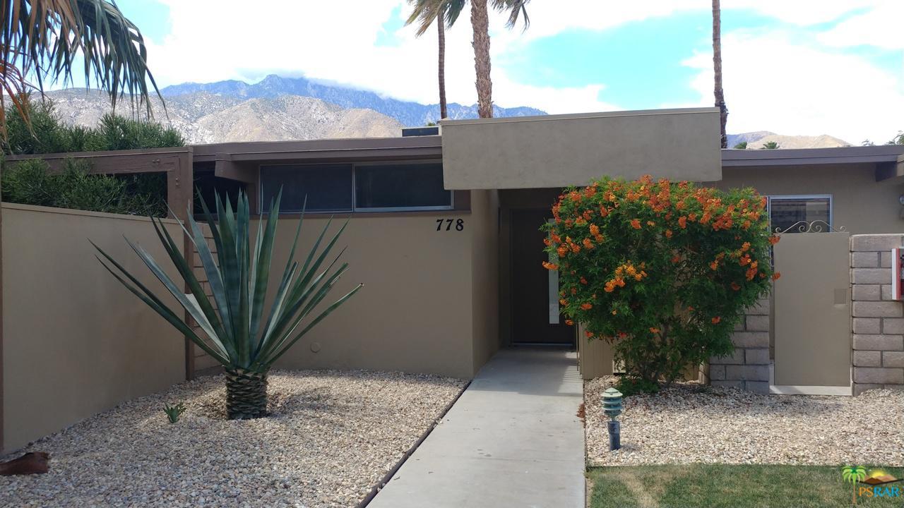 778 VISTA CHINO, Palm Springs, CA 92262