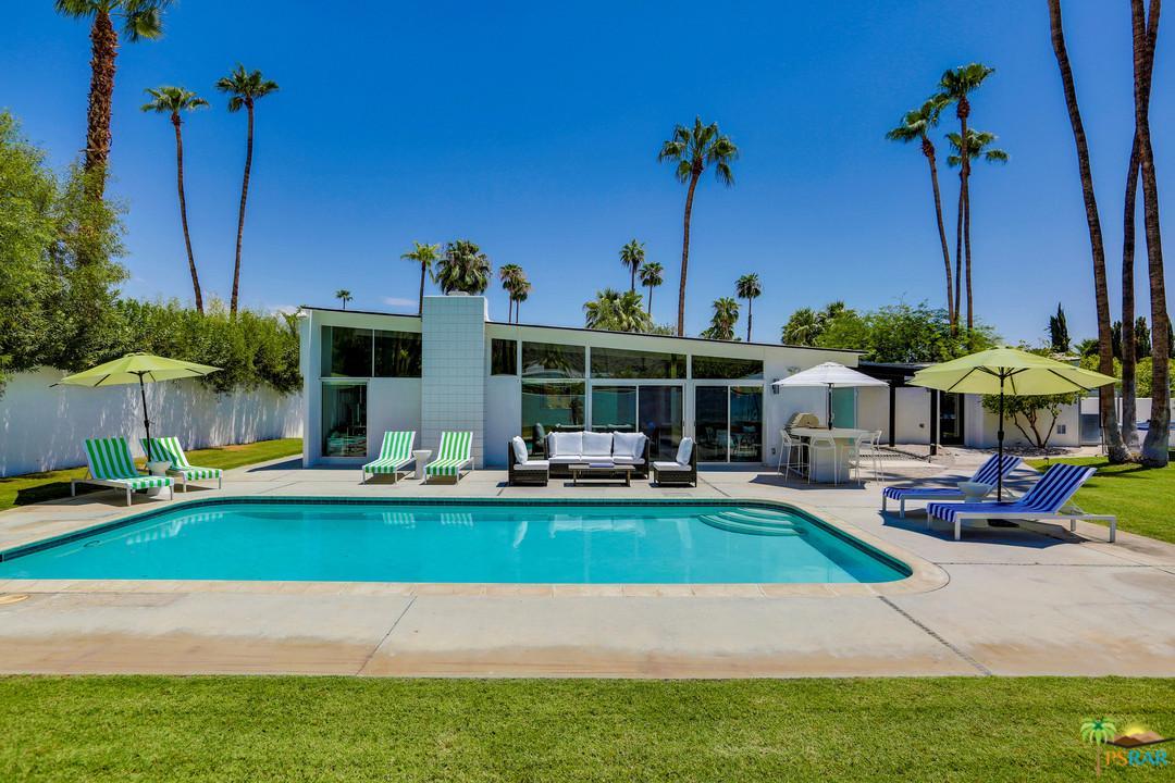 969 TUXEDO, Palm Springs, CA 92262