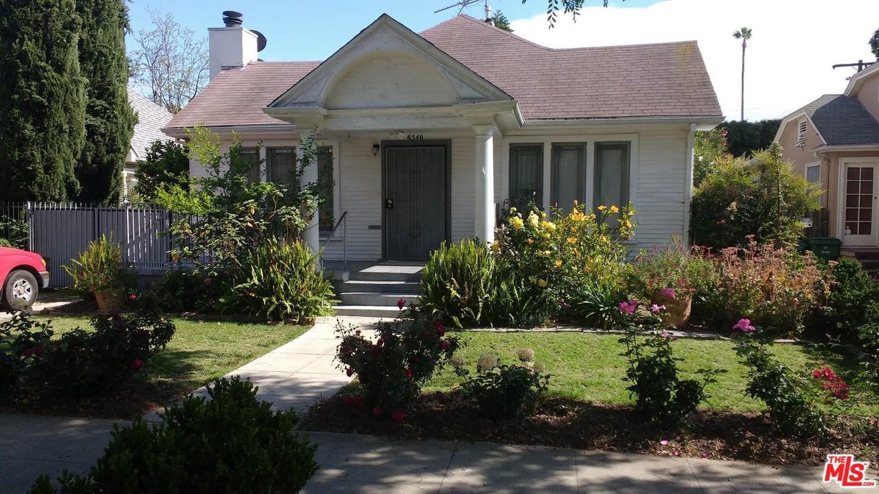 6546 HOMEWOOD, Los Angeles (City), CA 90028
