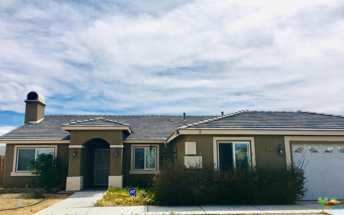 58875 CAMPERO, Yucca Valley, CA 92284