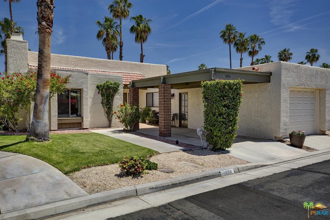 1656 PASEO DE LA PALMA, Palm Springs, CA 92264
