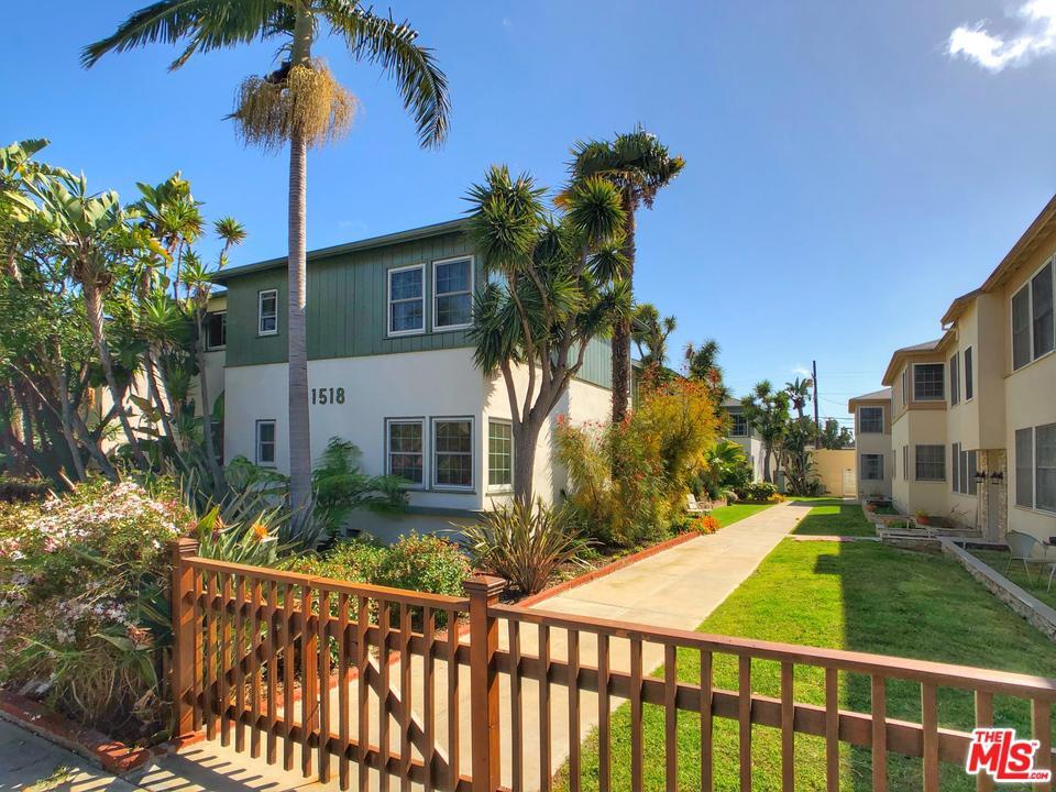 1518 YALE, Santa Monica, CA 90404