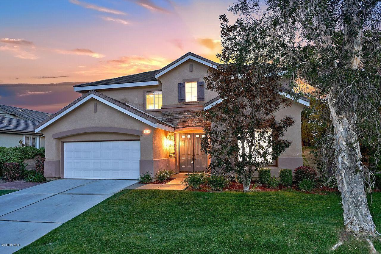 528 ROOSEVELT, Simi Valley, CA 93065 - Twilight Exterior Front 3