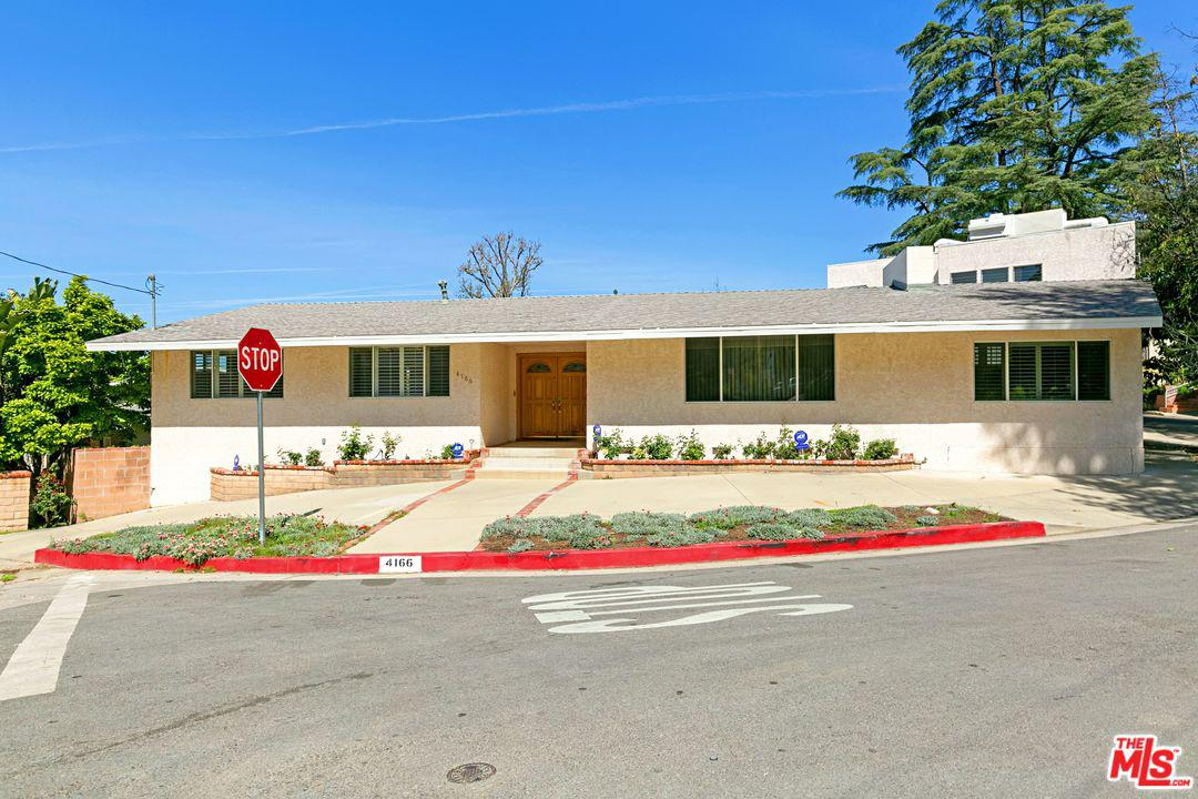 4166 CRISP CANYON, Sherman Oaks, CA 91403
