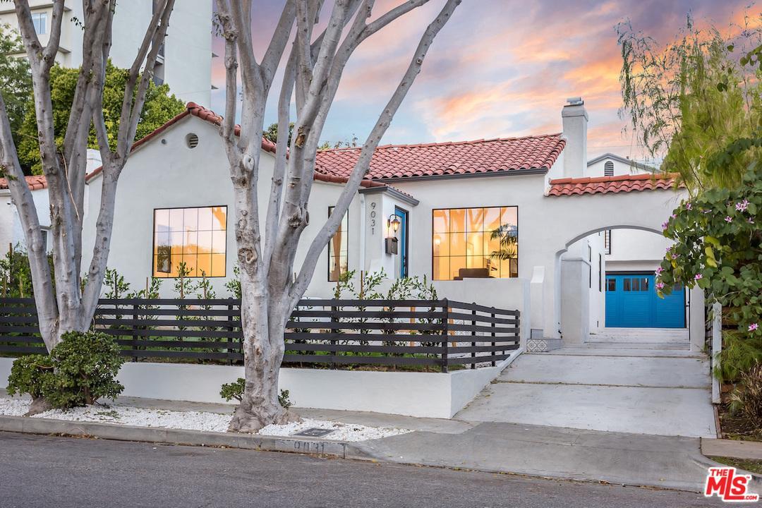 9031 ELEVADO, West Hollywood, CA 90069