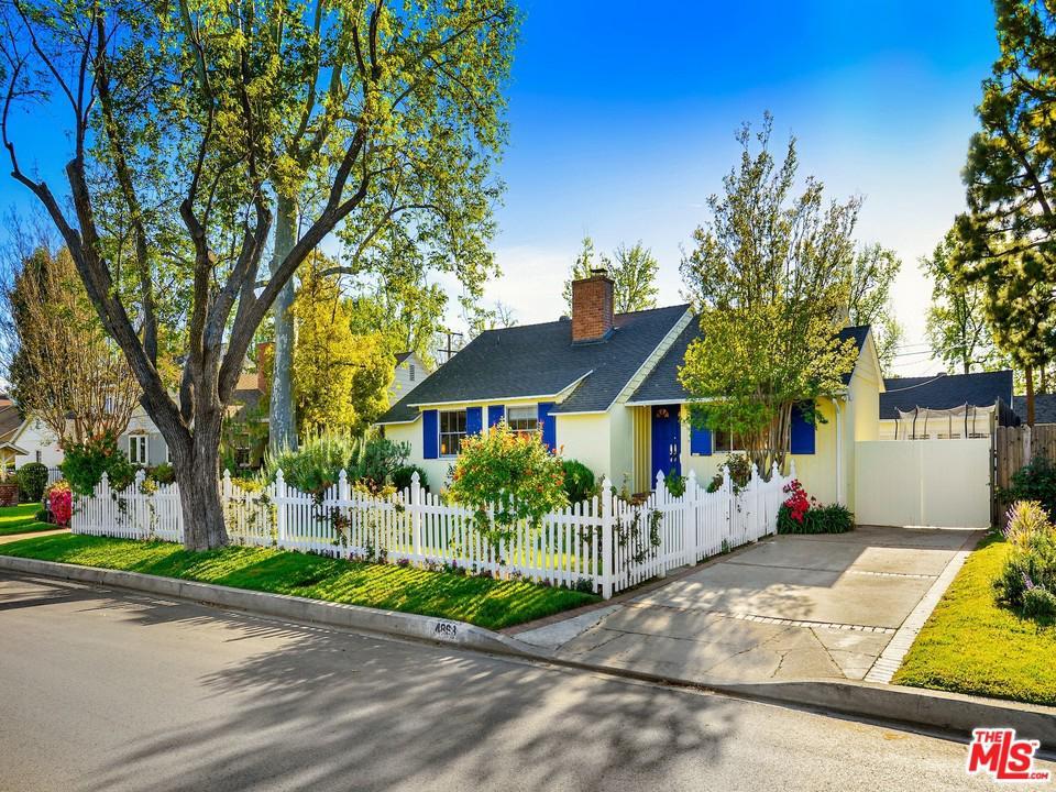 4863 MATILIJA, Sherman Oaks, CA 91423