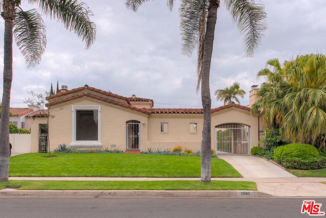 1146 ALVIRA, Los Angeles (City), CA 90035