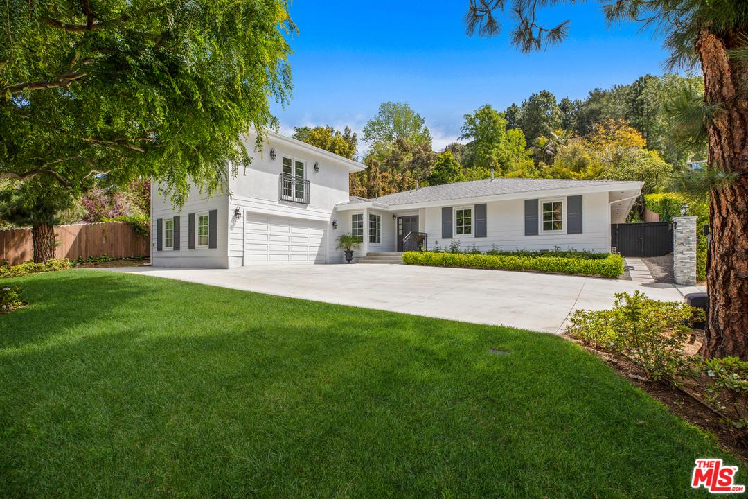 9565 SHERWOOD FOREST, Beverly Hills, CA 90210