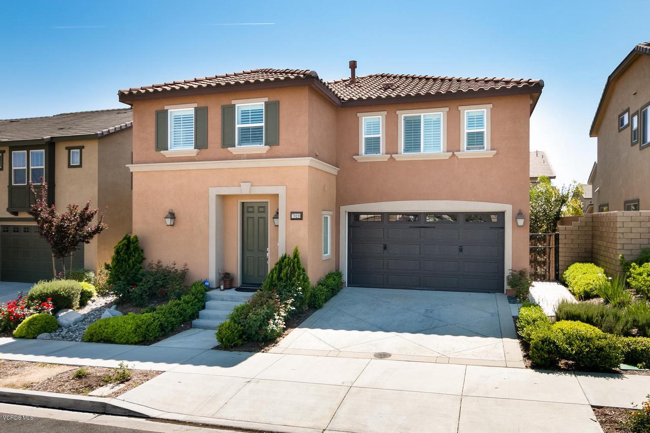 7029 BERGAMOT, Moorpark, CA 93021 - 7029 Bergamot Ave-001-19-Front Exterior-