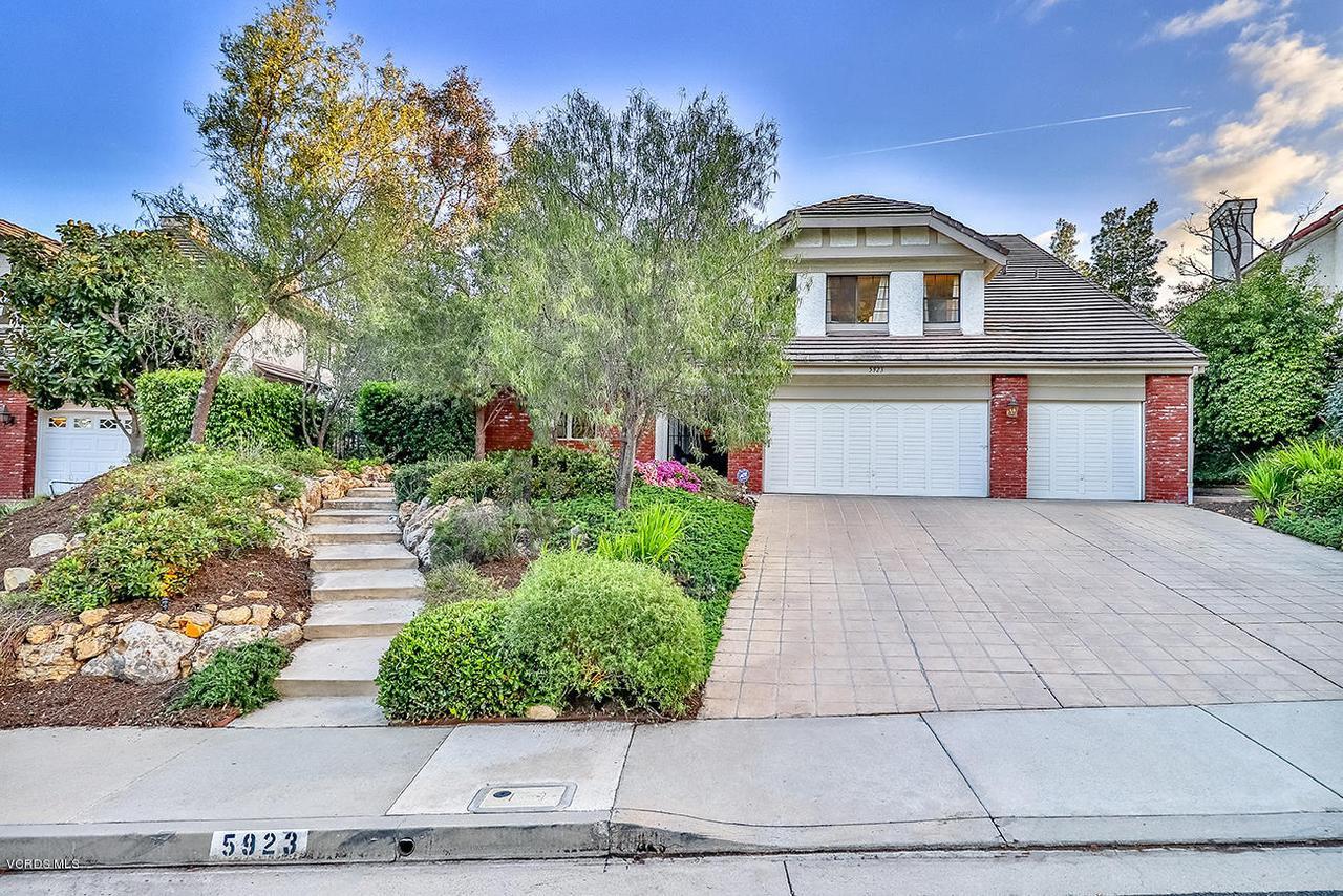 5923 RAINBOW HILL, Agoura Hills, CA 91301 - aFront1