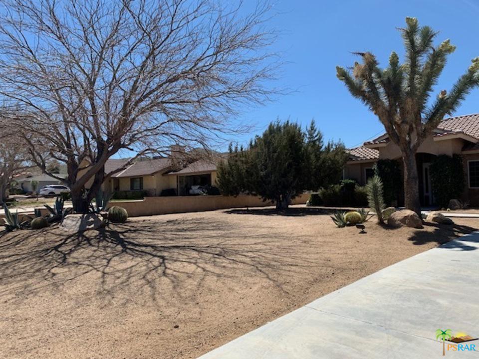 8740 SAN VICENTE, Yucca Valley, CA 92284