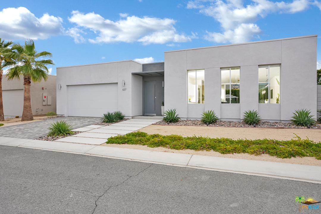 637 DOMINION, Palm Springs, CA 92262