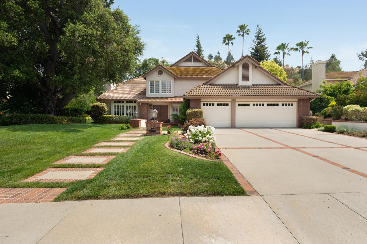 Photo of 2830 THREE SPRINGS DRIVE, Westlake Village, CA 91361