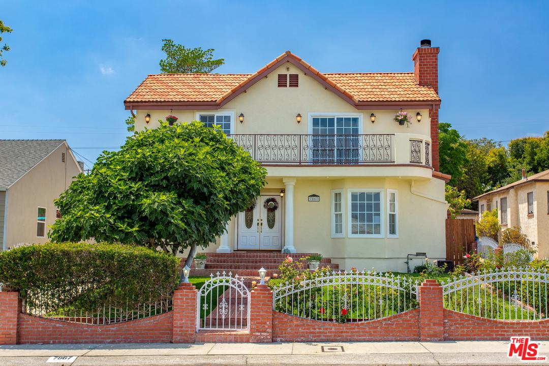 Property for sale at 7867 YORKTOWN AVE, Los Angeles,  California 90045