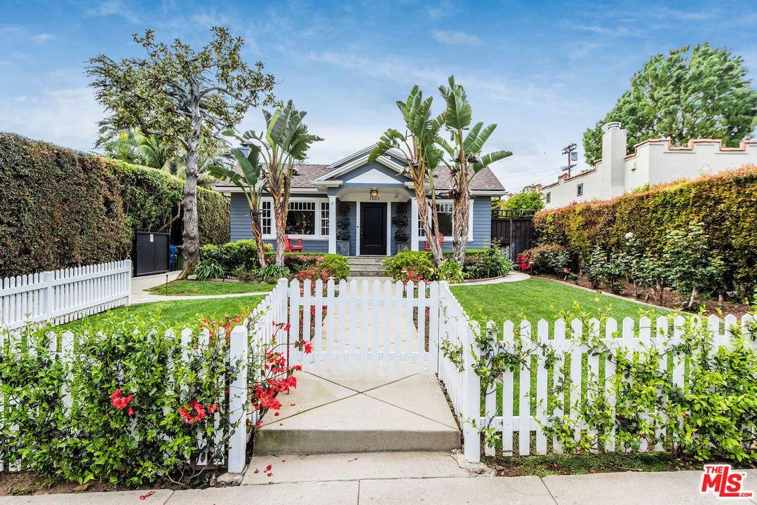 Photo of 1307 N ORANGE GROVE AVE, West Hollywood, CA 90046