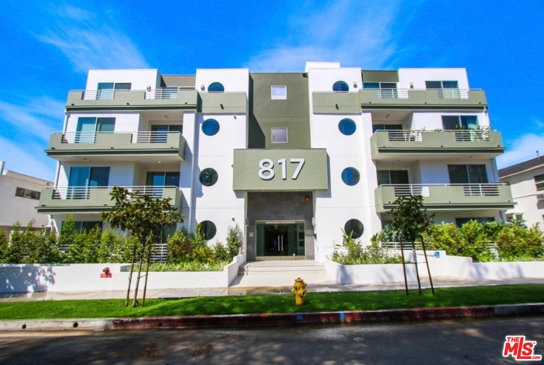 Property for sale at 817 N ALFRED ST #206, Los Angeles,  California 90069