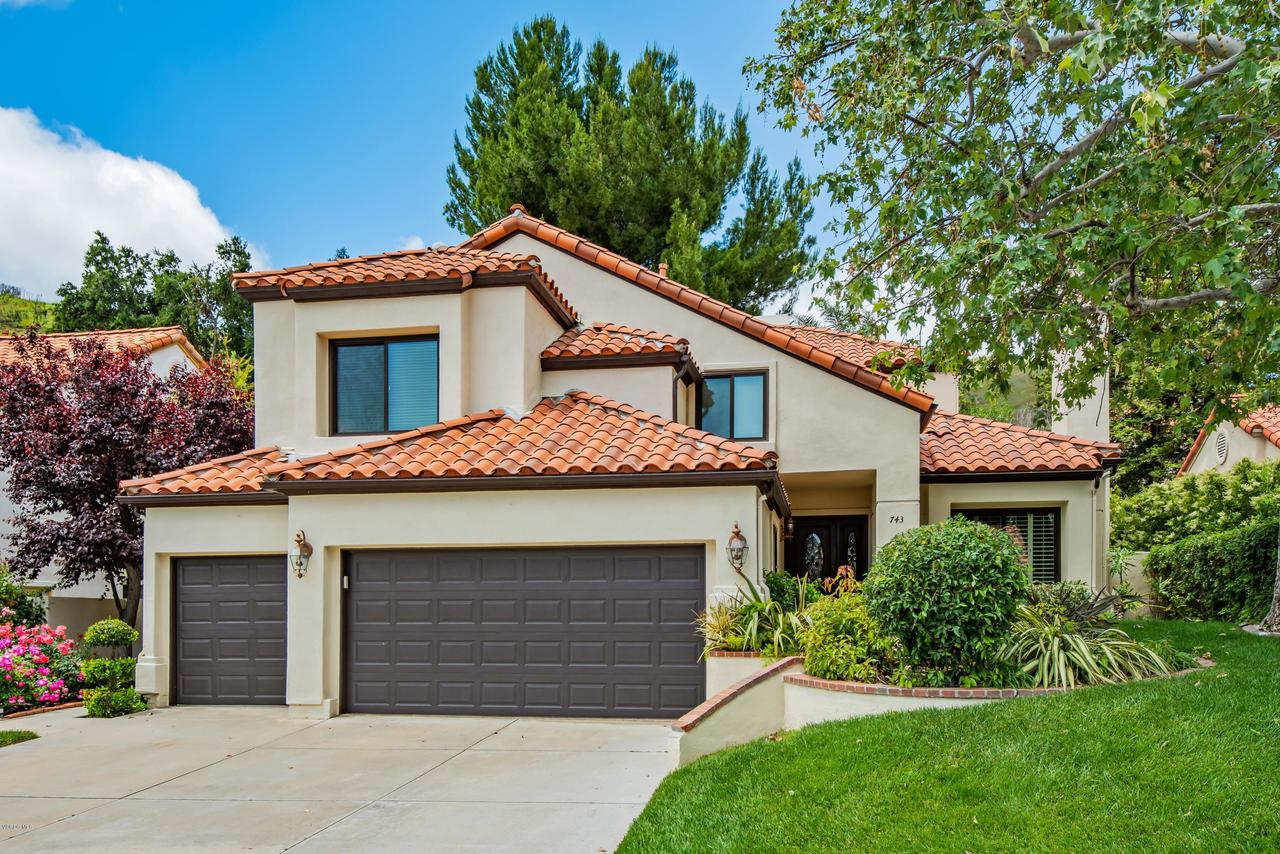 Photo of 743 CEDAR POINT PLACE, Westlake Village, CA 91362