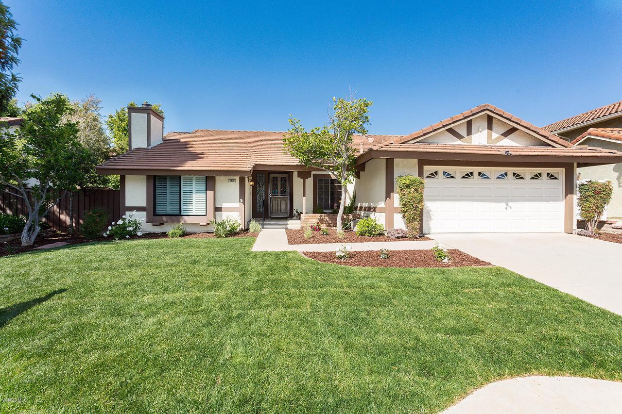 Photo of 3478 ROBIN HILL STREET, Thousand Oaks, CA 91360