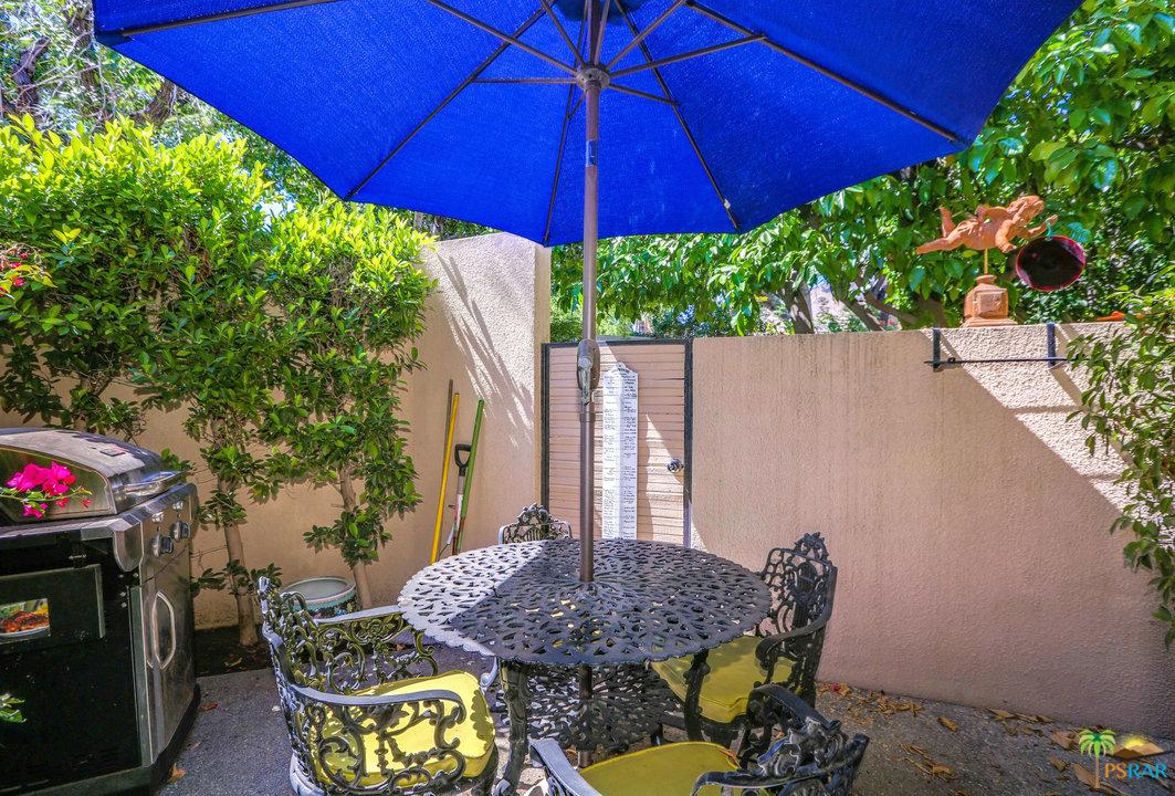 Photo of 843 S VILLAGE SQ, Palm Springs, CA 92262