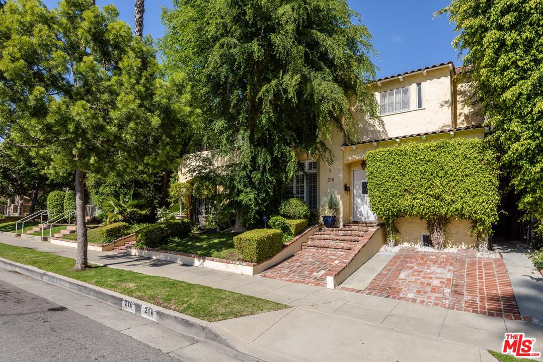 216 S LASKY Drive - Beverly Hills, California